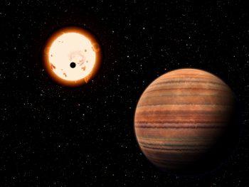 """Ново значимо научно откритие на възпитаника на катедра """"Астрономия"""" на Софийския университет д-р Трифон Трифонов"""