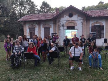 Посещение на хора в неравностойно положение в Астрономическата обсерватория на СУ